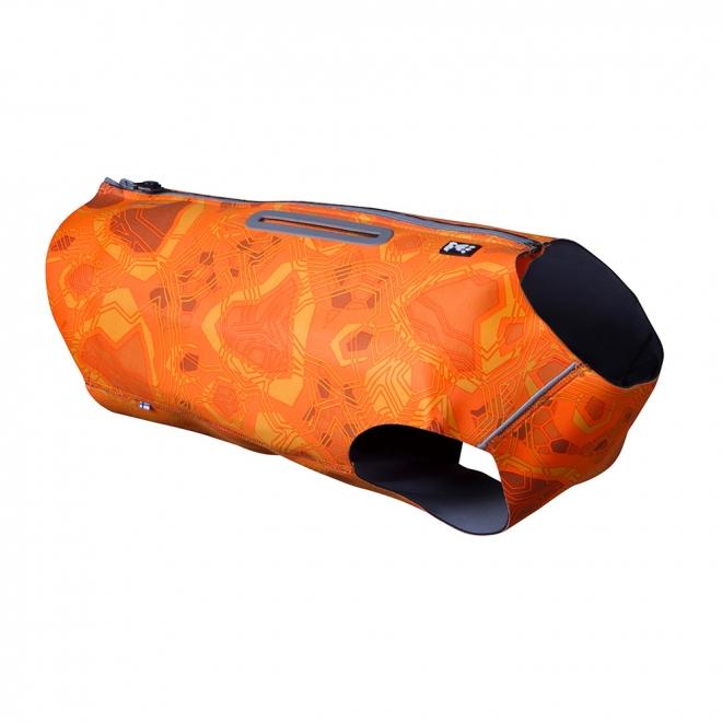 Hurtta Swimmer Vest Orange Camo