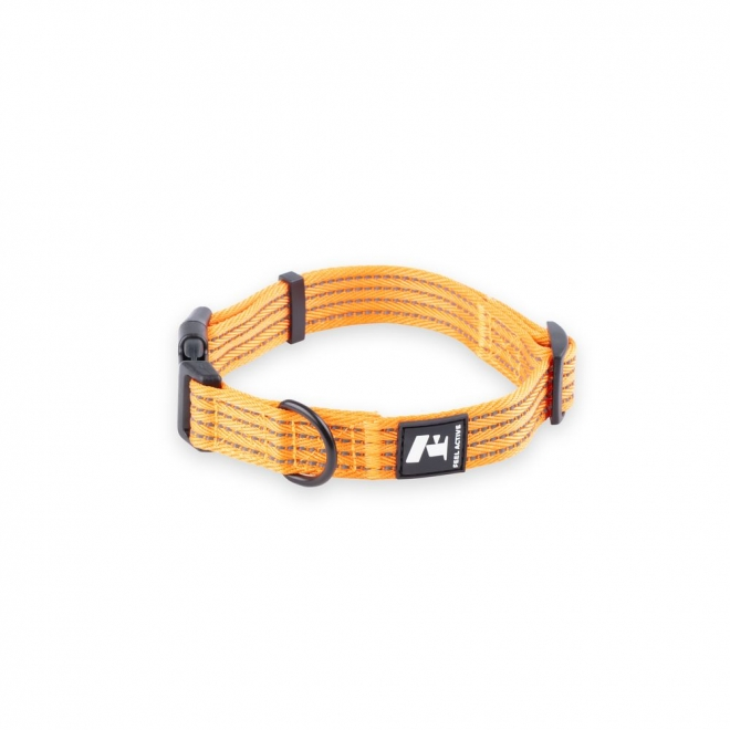 Feel Active Weave collar orange