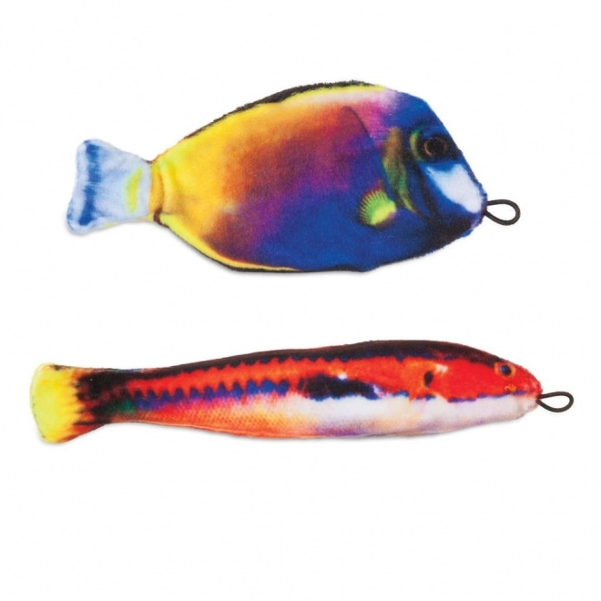 Jackson Galaxy Catch of the Day Fisk 2-pack