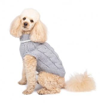 Basic Common Hundtröja grå**