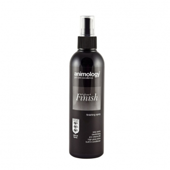 Animology Gloss Finish Finishing Spray 250 ml