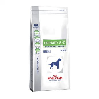 Royal Canin Veterinary Diet Dog Urinary S/O Moderate Calorie**