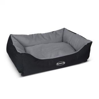 Scruffs Expedition Box bädd, grå**