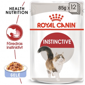 Royal Canin Instinctive Jelly 12x85 g