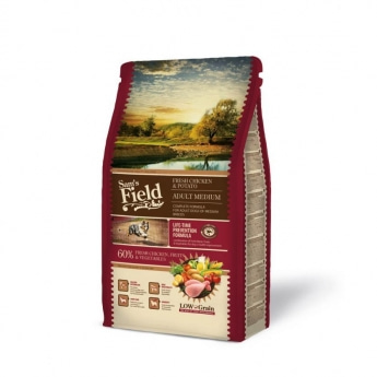 Sam's Field Adult Medium Chicken & Potato (2,5 kg)
