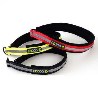 EQDOG Reflex Halsband Halvstryp Röd**