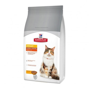 Hills Science Plan Feline Urinary Hairball**