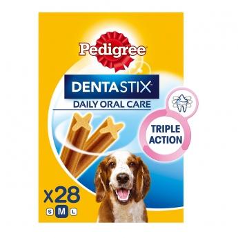 Pedigree Dentastix 28-pack (M)