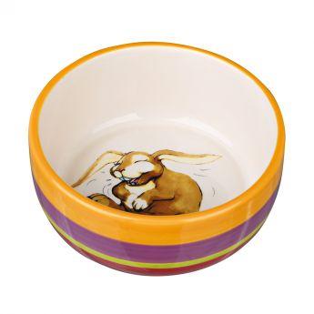 Trixie Keramikskål kanin 250 ml (Keramik)