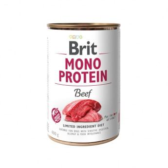 Brit Care Mono Protein Nötkött 400 g
