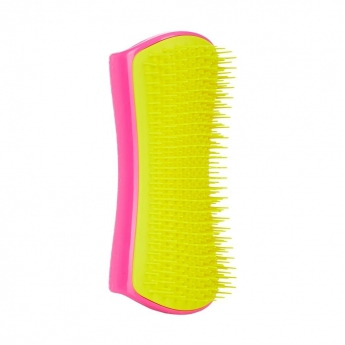 Pet Teezer Detangling Brush gul & rosa