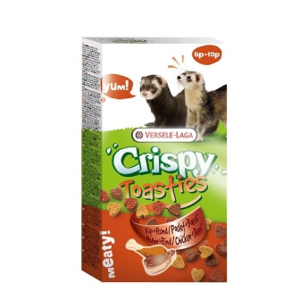 Versele-Laga Crispy Toasties Kyckling & Biff