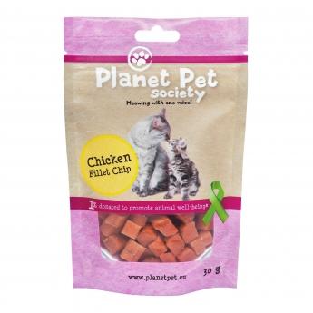 Planet Pet Society Kycklingfilébitar