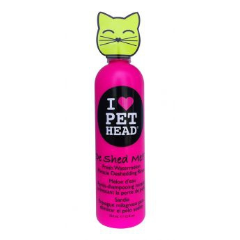 Pet Head Cat De Shed Me Rinse