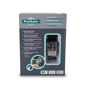 Petsafe Big Dog Deluxe antiskallhalsband neutral