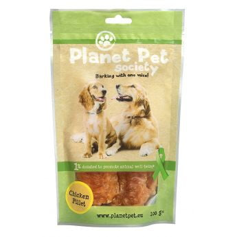 Planet Pet Dog Chicken Fillet
