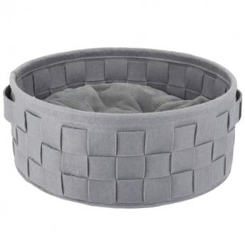 Scruffs Habitat Felt Bed Grey 45cm