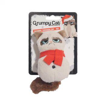 Grumpy Cat Xmas Snögubbe (Mångfärgad)