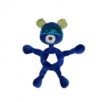 Bark-a-Boo Super Space TPR Ring Teddy
