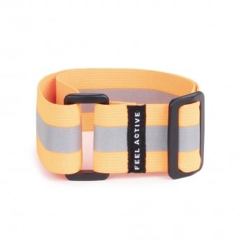 Feel Active Reflective Reflexband Orange