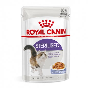 Royal Canin Sterilised in Jelly 85 g