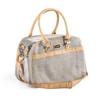 Basic Väska Fiskben (Grå)