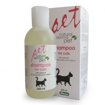 Derbe Kattschampoo 200ml**