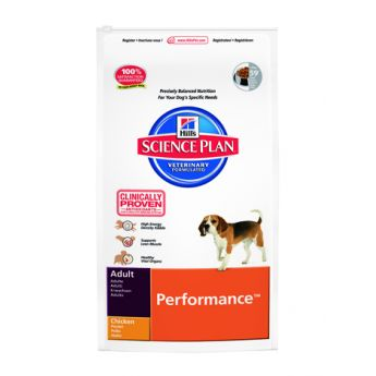 Hill´s Science Plan Adult Performance Chicken (12 kg)