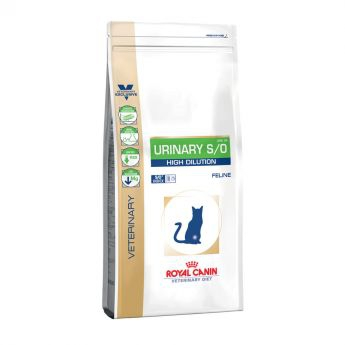 Royal Canin Veterinary Diet Cat Urinary S/O High Dilution**