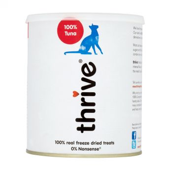 Thrive Kattgodis Tonfisk (180 gram)
