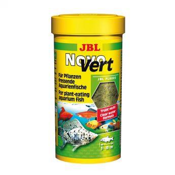 JBL NovoVert Grönfoder Akveriefisk 250 ml