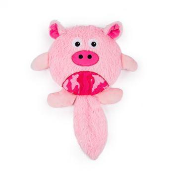 Little&Bigger AnimalFrisbee Gris (Rosa)**