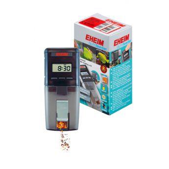 Foderautomat med batteri