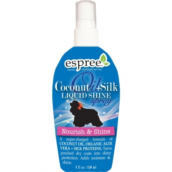 Espree Coconut Oil + Silk Liquid Shine Spray