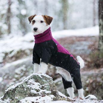Rukka Subrima Knit Fleece Overall Rosa