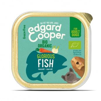 Edgard & Cooper Dog Ekologisk Fisk 100 g**