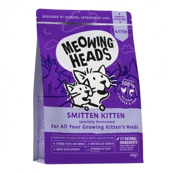 Meowing Heads Smitten Kitten 1,5kg (450 gram)**