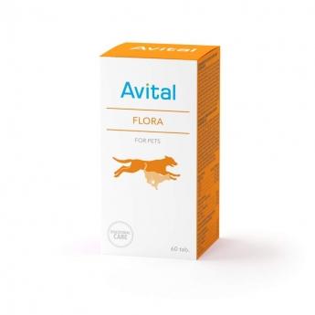 Avital Flora 60 tabletter