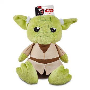 PCO Star Wars Yoda Mjukis Hundleksak (Tyg)