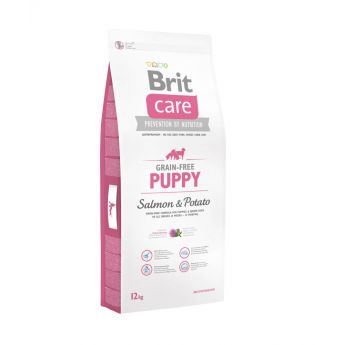 Brit Care Grain-Free Puppy Salmon & Potato**