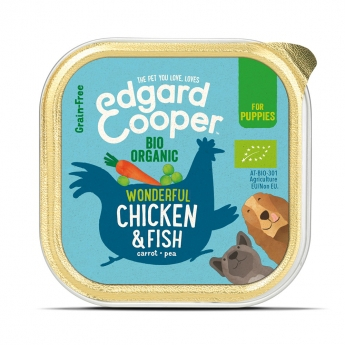Edgard & Cooper Dog Ekologisk Puppy 100 g