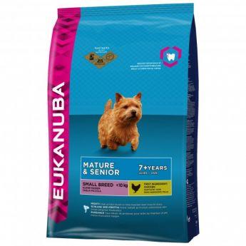 Eukanuba Mature & Senior Small Breed (3 kg)