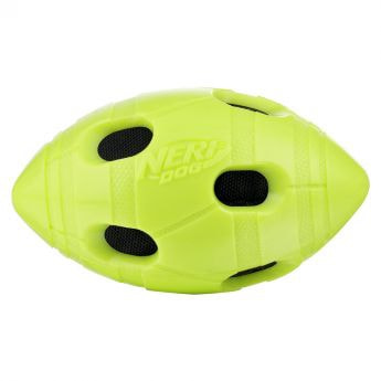 Nerf TPR Crunch Bash Fotboll (Gul)