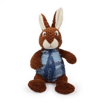 Little&Bigger Plushie Hare (Brun)