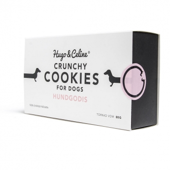 Hugo & Celine Crunchy Cookies
