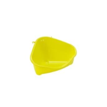 Moderna Pet's Hörntoalett M (Lime)
