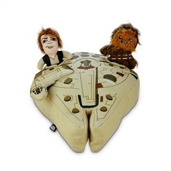 PCO Star Wars Millenuim Falcon Hundleksak