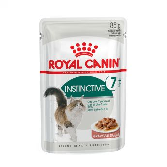 Royal Canin Instinctive +7 in Gravy 85 g