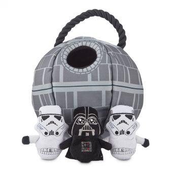 PCO Star Wars Death Star Hundleksak (Tyg)