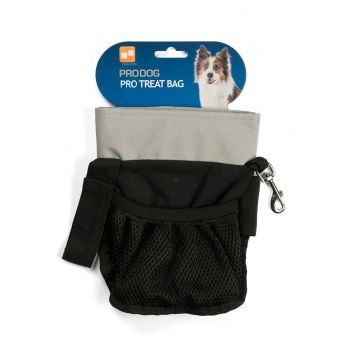 Pro Dog Treat Godispåse (Svart)